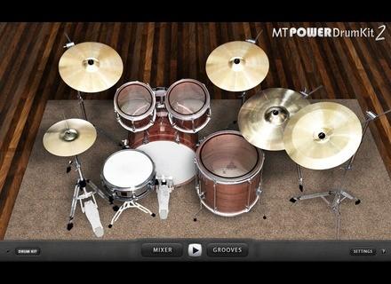 Manda Audio MT Power Drum Kit 2
