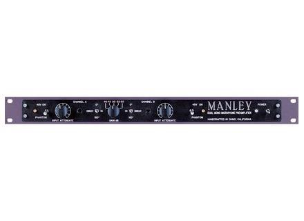 Manley Labs Manley dual mono tube
