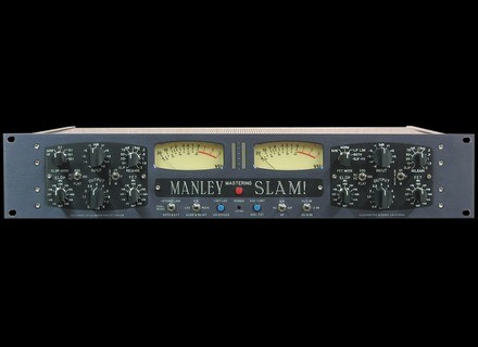 Manley Labs Slam! Mastering Version