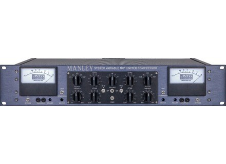 Manley Labs Stereo Variable MU mastering version