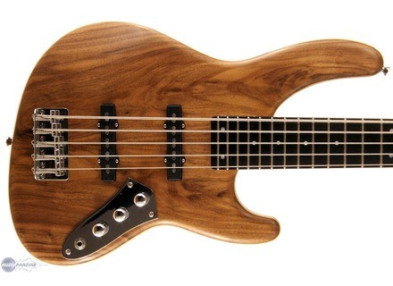 Manne Raven Natural Top 5 Strings