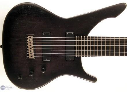 Manne Ventura Nightaxe 8 Strings