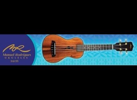 Manuel Rodriguez Guitarras Ukulele