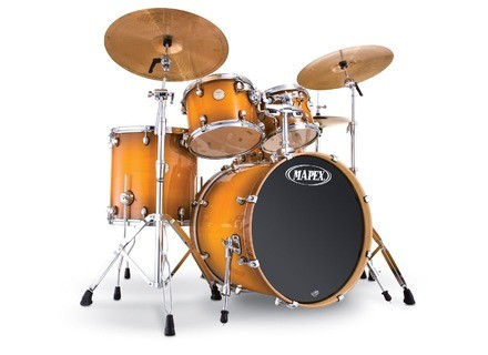 Mapex Meridian Series Shell Packs