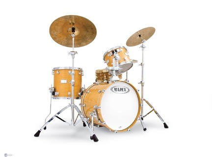 "Mapex Saturn Series ""Pop to Bop"""