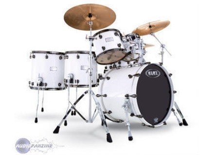 Mapex Special Edition Saturn - Artic White