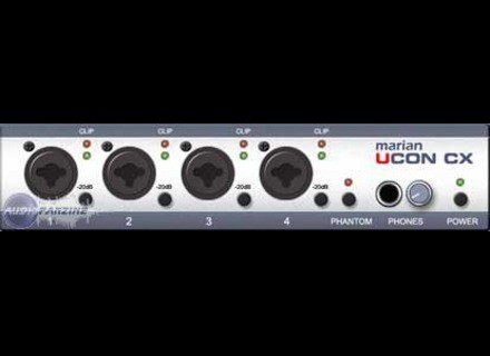 Drivers Update: Marian Audio Interface UCONCX