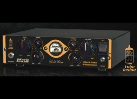 Markbass Mark Tube Compressor