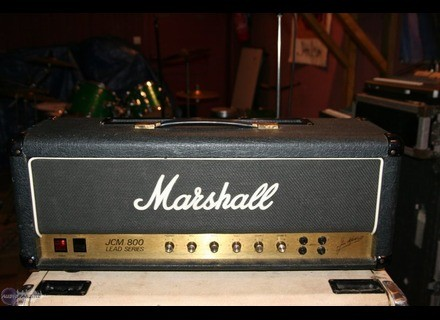 Marshall 1959 JCM800 Super Lead [1981-1989]