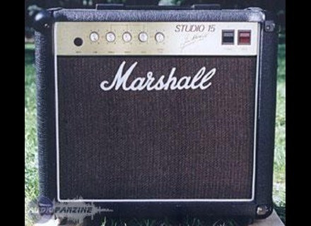 Marshall 4001 Studio 15 [1985-1992]