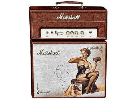 Marshall Pin Up