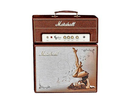 Marshall Pin Up