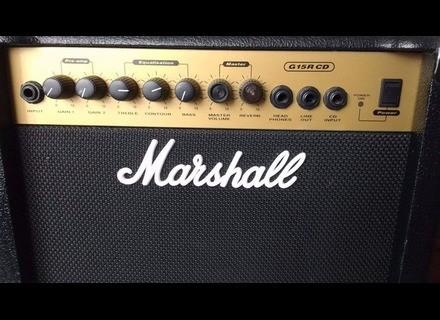 Marshall G15RCD