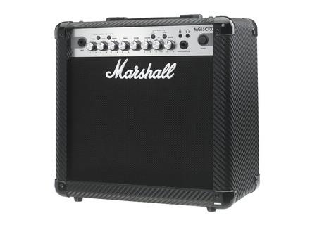 Marshall MG Carbon Fibre