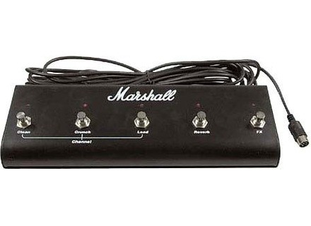 Marshall PEDL10021 TSL 5-way Footcontroller