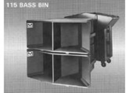 Martin Audio longthrow B115
