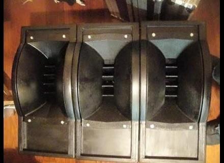 Martin Audio pavillion hf2m