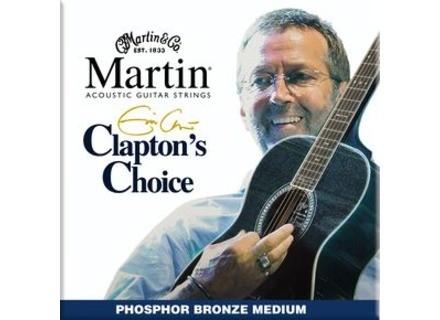 Martin & Co Clapton's Choice 92/8 Phosphor Bronze