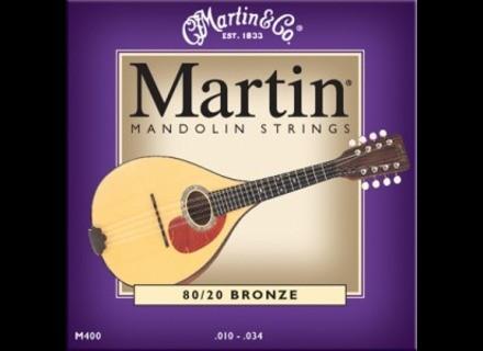 Martin & Co Mandoline 80/20 Bronze M400 Standard 10-34