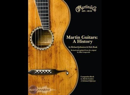 Martin & Co Martin Guitars: A History