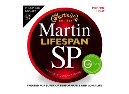 Martin & Co SP Lifespan 92/8 Phosphor Bronze