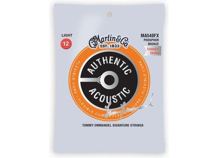 Martin & Co Tommy's Choice Strings