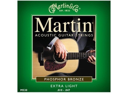 Martin & Co Traditional 92/8 Phosphor Bronze