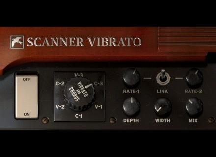 Martinic Scanner Vibrato