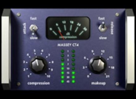 Massey Plugins CT4 Compressor