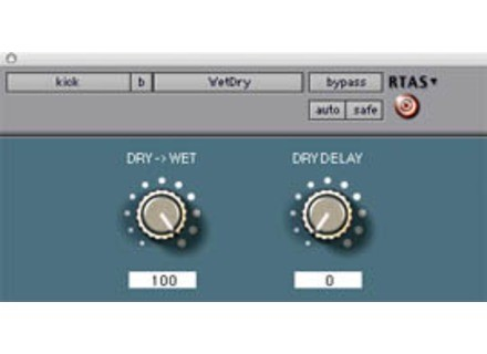 Massey Plugins Wet/Dry