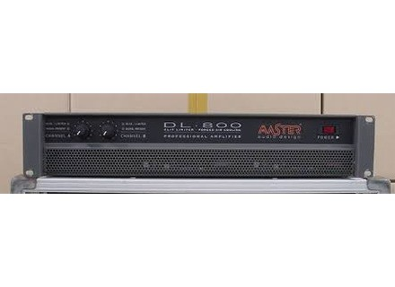 Master Audio DL800