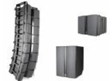 Master Audio X210 array series