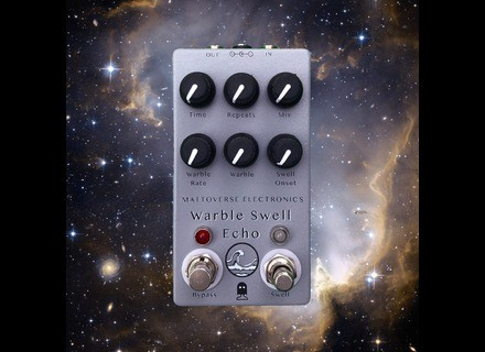 Mattoverse Electronics Warble Swell Echo