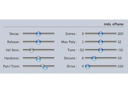 maxim|digital audio ePiano [Freeware]