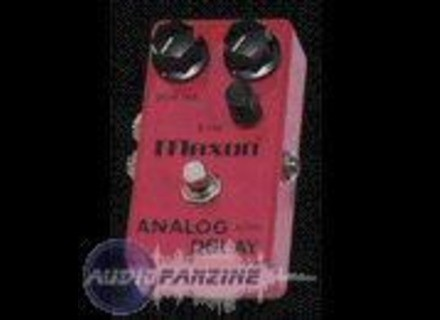 Maxon AD-80 Analog Delay Reissue