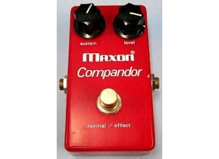 Maxon Compandor