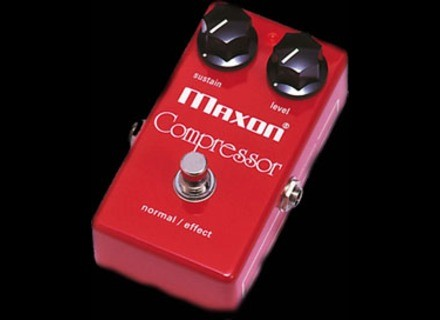Maxon CP101 Compressor Reissue (Red)