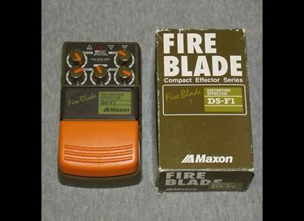 Maxon DS-F1
