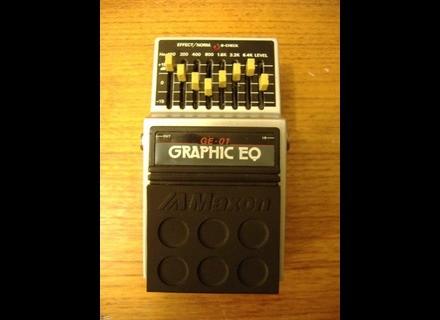 Maxon GE-01 Graphic EQ