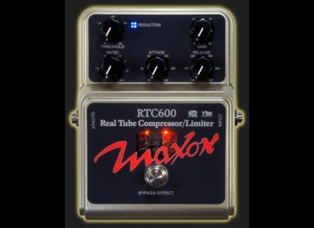 Maxon Real Tube II