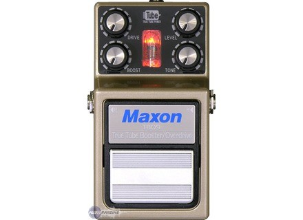Maxon TBO9 True Tube Booster/Overdrive