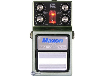 Maxon TOD9 True Tube Overdrive