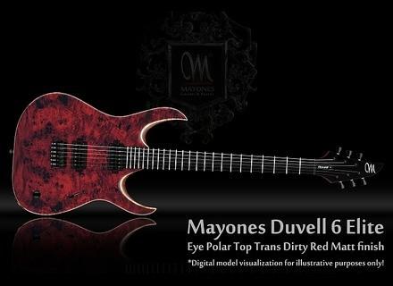 Mayones Duvell Elite 6