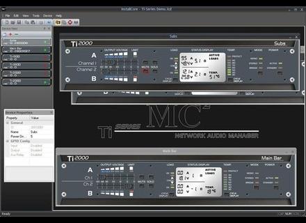 MC² Audio Ti3500