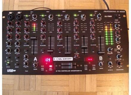 Mc Cript DJ-700 U