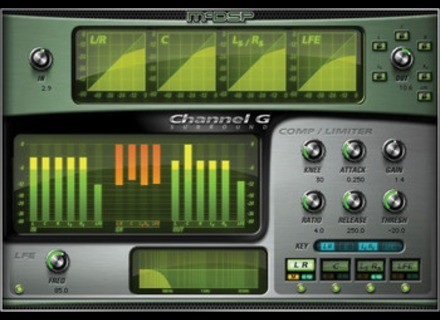 McDSP Channel G Surround v5