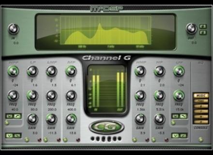 McDSP Channel G v5