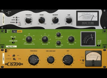 McDSP Compressor Collection RE