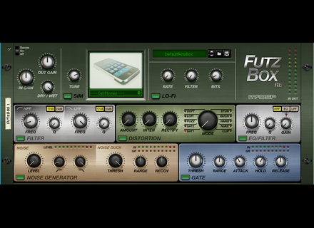 McDSP FutzBox RE