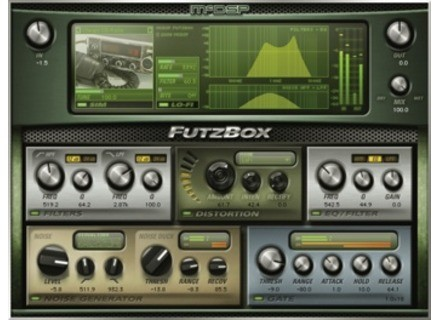 McDSP FutzBox v5